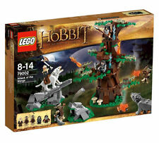 Lego 79002 The Hobbit Attack of the Wargs RETIRED NISB