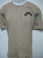 3RD RANGER BN T-SHIRT/ MILITARY/ front print only/ ARMY/ NEW