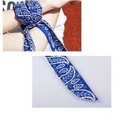 Sport Towel Bandana Wrap Cool Tie Cooler Cooling Ice Scarf Body Neck Headband