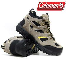 Mens New Leather Safety Steel Toe Cap Work Ankle Hiking Boots Trainers Shoe Size