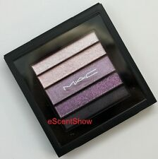 NIB MAC VELUXE PEARLFUSION SHADOW 5-TONE EYESHADOW PALETTE AUTHENTIC - CHOOSE