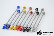 AEST Quick release Set mit Titanium axle 38g
