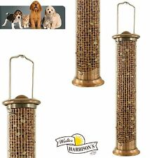Walter Harrison's Peanut Feeder Cast Copper Plated 35 Cm High Quality - Fast Del