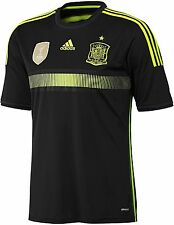 ADIDAS SPAIN AWAY JERSEY FIFA WORLD CUP BRAZIL 2014.