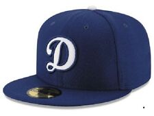 Los Angeles Dodgers New Era MLB 2016 Diamond Era 59FIFTY Fitted Cap Hat SZ 7 7/8