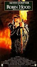 Robin Hood: Prince of Thieves (VHS, 1991)