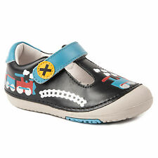 Momo Baby Boys First Walker Toddler Leather Shoes