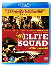 elite squad BLU-RAY