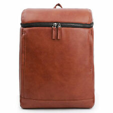 ChanChanBag Faux Leather Backpack Mens Rucksack for Laptop School Bag 9093
