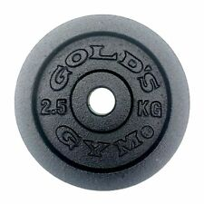 GOLDS GYM HAMMERTONE WEIGHTS PLATES DISC WEIGHT PLATE