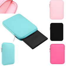 """For iPad 7.9"""" Mini 1 2 3 9.7"""" Air 5 6 Carrying Sleeve Cover Bag Case Pouch Soft"""