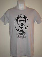 VASIL LEVSKI BULGARIAN HERO 100% COMBED COTTON T-SHIRT