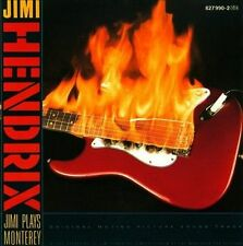 Jimi Plays Monterey by Jimi Hendrix (CD, 1986, Polydor)