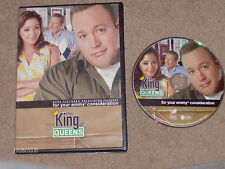 """King of Queens"" 2 Episode DVD! RARE Emmy Preview DVD! Furious George+++++++++++"