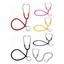 First Aid Training Medical Single Head New Nurse Doctor Home Tool Stethoscope