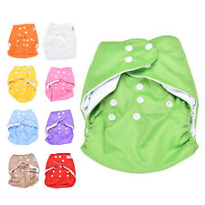 Sweet New Alva Reusable Baby Washable Cloth Diaper Nappy +1INSERT pick color TSU