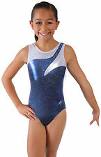 NEW!! Eclipse Gymnastics Tank Leotard by Snowflake Designs - 4 colors available