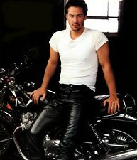 Keanu Reeves Actor Star Art Print poster (21x18inch)Decor 01