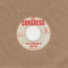 James Ray - We Got A Thing Going On / On That Day - Congress DEMO - Northern Sou