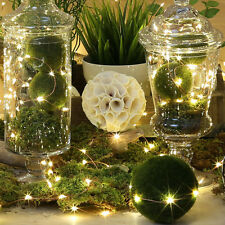 Waterproof 20/30/40/50/100 LED String Lights Decor Fairy Lights Battery-Operated