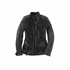 BMW Belstaff Jacket Women's Jacket Hairpin Ladies black