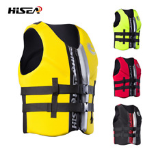 Adults Life Jackets Waterski Wakeboard Neoprene Vest PFD Extra Large Size