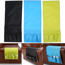 4 Pocket Multi-functional Couch Storage Pocket Holder Sofa Armchair Organizer SG