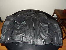Joe Rocket Motorcycle Jacket - Shoulder and elbow protection excellent condition