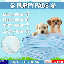 New Puppy Pet Dog Indoor Cat Toliet Traning Pads Super Absorbent Easy Clean