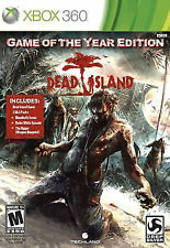 NEW - Dead Island: Game of the Year Edition -Xbox 360 - SEALED