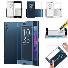 Genuine Premium Tempered Glass Screen Protector LCD Guard Film Fr Sony Xperia XP