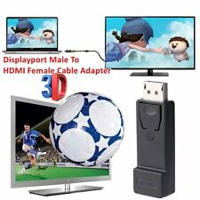Displayport To HDMI Converter Adapter Displayport Male To HDMI Female Adapter OE