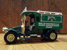 MATCHBOX MODEL OF YESTERYEAR Y25,1910 RENAULT  TYPE AG, PERRIER, BOXED