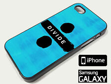 ED Sheeran Divide Cover iPhone 7 7+ 6 6s 6+ 6s+ 5 5s 5c SE Samsung S6 S7 S8 Case