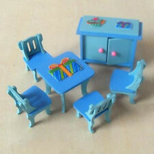 Furniture Toys Dollhouse Miniature Play Toys Miniature Rooms Gifts For Kids