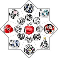 European Silver Charms Bead Fashion Jewelry Hot Gift Fit 925 sterling Bracelets