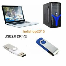 New Portable High Speed 4GB 8GB USB 2.0 Flash Memory Thumb Drive Pen Stick XP