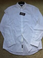 New MICHAEL KORS White Dress shirt Tailored Fit Pick Size M or XXL NWT $89+MSRP