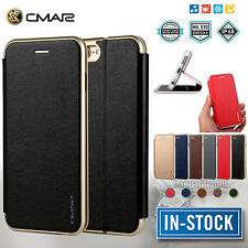 Hot New Design Luxury Book Flip Magnetic Card Slot  Wallet PU Leather Stand Case