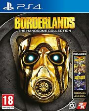 BRAND NEW & SEALED BORDERLANDS THE HANDSOME COLLECTION SONY PS4.