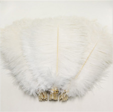 Decorate 50/100pcs High Quality Natural OSTRICH FEATHERS 8-12'inch / 20-30cm