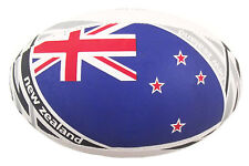 Gilbert Rugby World Cup 2015 Sz 5 New Zealand All Blacks Flag Ball