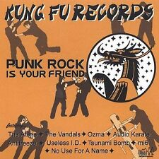 Punk Rock Is Your Friend by Various Artists CD Vandals No Use for a Name Ataris