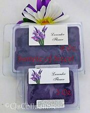 Intense Scent 3 oz Tart Melts U Pick 60 Scents Pure Soy Candles by Ken