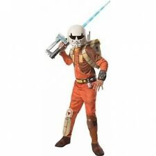 Star Wars Rebels Deluxe Ezra Boys' Child Halloween Costume. Free Delivery