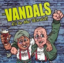 VANDALS Christmas with The Vandals: Oi to the World! CD i don't believe in Santa