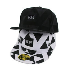 Fashion DOPE Unisex Snapback Hats Hip-Hop Adjustable Bboy Baseball Cap Hat