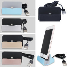 Desktop Table Charger Stand Dock Station Charge Cradle For iPhone5/5s/6/6s/6+