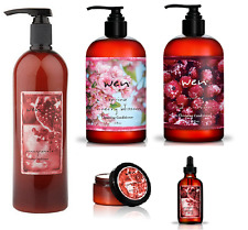 WEN CLEANSING CONDITIONERS SPRING/WINTER/TRADITIONAL SCENTS & OTHER WEN PRODUCTS
