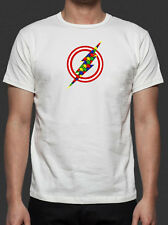 Autism Awareness Support Donate Lightning Bolt New White T-Shirt S-6XL